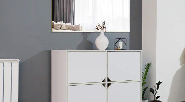 آینه و کنسول سایان هوم مدل D&G 001