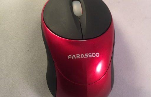 موس فراسو FOM-1025 RF بی سیم (Farassoo FOM-1025RF Mouse)